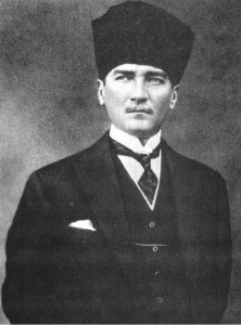 The founder of Modern Turkey