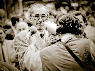 Borislav Pekić in 1991 (foto Vladimir Radojičić)