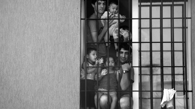 foto 1 vluchtelingen Nadezhda Chipeva Ljubimets