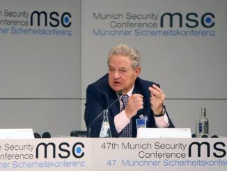 George Soros (foto Harald Dettenborn)