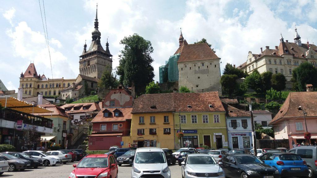 Sighișoara (Segesvár in het Hongaars), in het district Mureș, waar George I Rákóczi als Prins van Transylvanië en Koning van Hongarije werd verkozen in 1631.